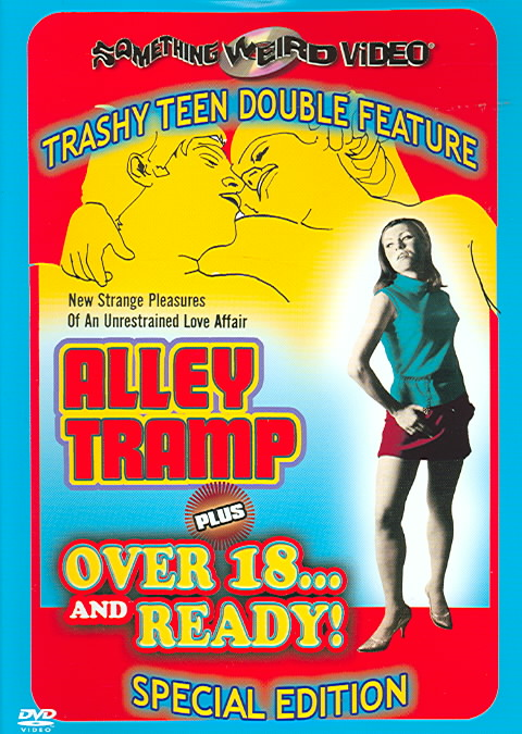 ALLEY TRAMP/OVER 18 AND READY BY AMES,JULIE (DVD)